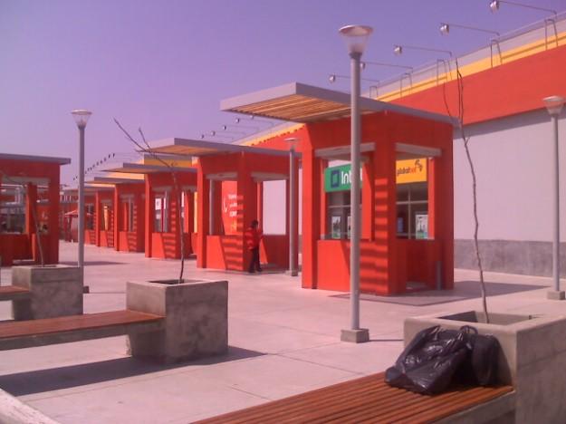 Centro Comercial Ica Peru