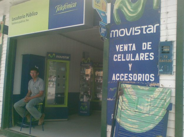 Movistar Point of Sale