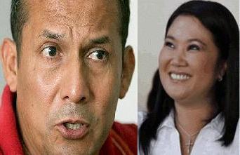 Humala and Fujimori